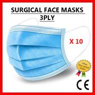 Disposable Surgical Face Mask - 10 Units