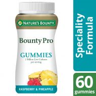 Nature's Bounty Pro Gummies - 60 Pack