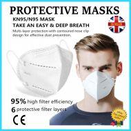 KN95 FFP2 Professional Medical Face Mask
